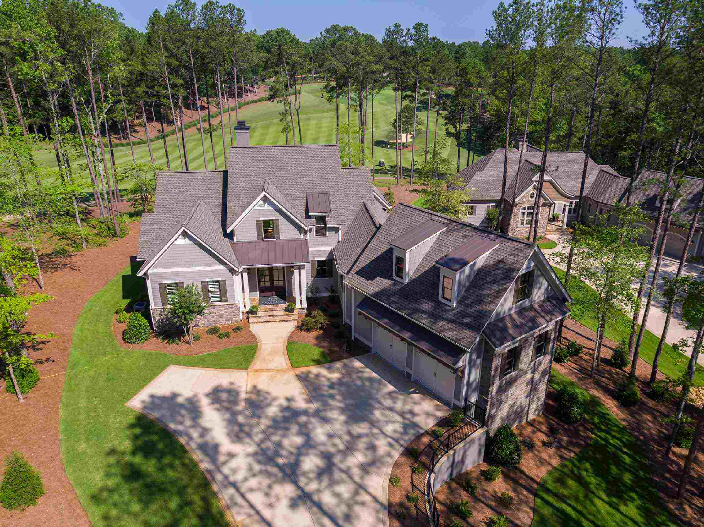 Real Estate Highlights Golf Homes