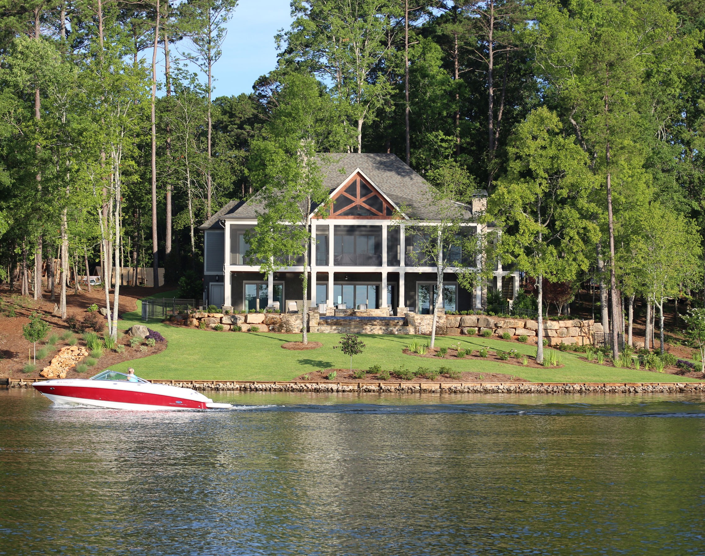 Real Estate   Golf & Lakefront Homesites & Unspoiled Natural Beauty