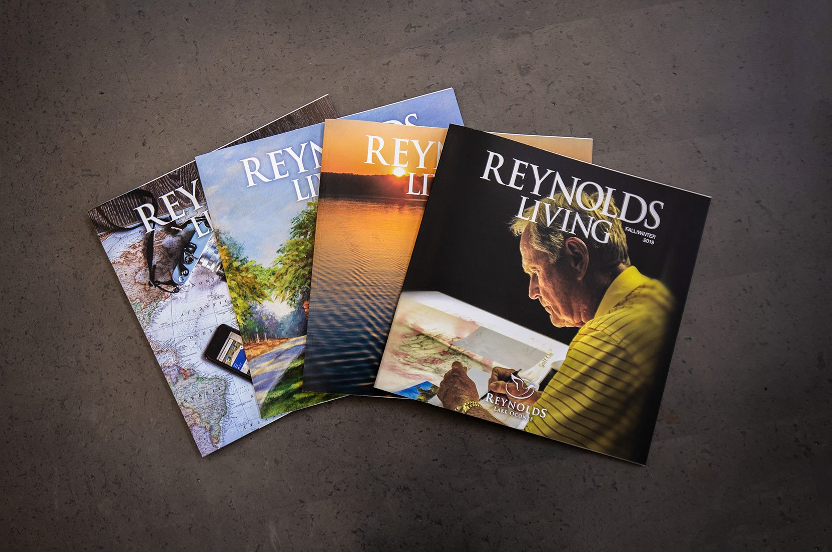 Reynolds Living Magazine Recent Issues Landscape 2