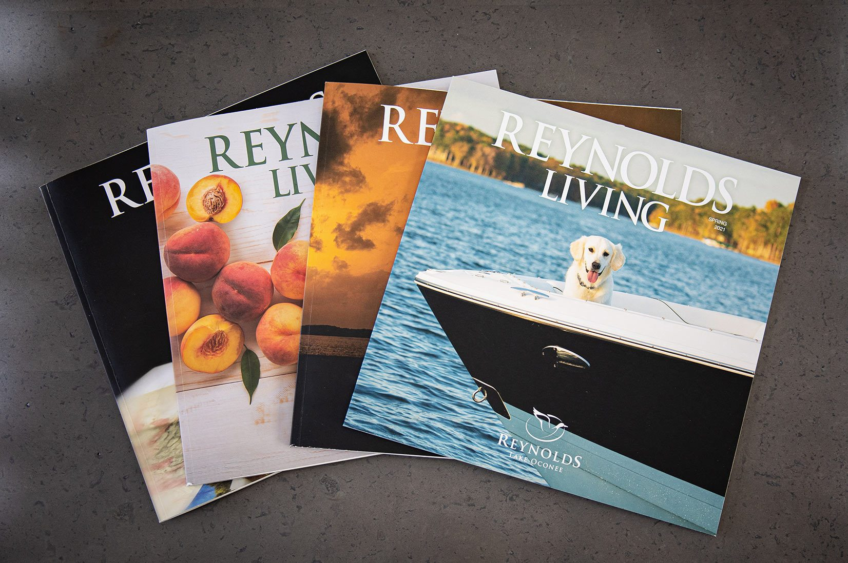 Reynolds Living Magazine Recent Issues Landscape 3