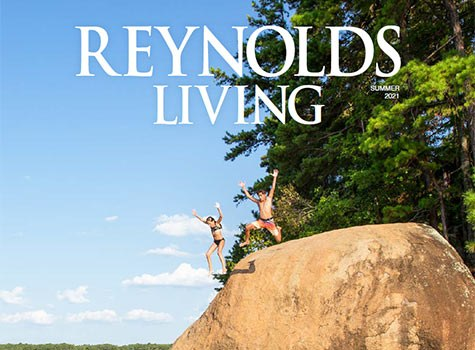 Reynolds Living Magazine Teaser Summer 2021