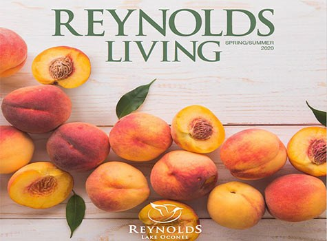 Reynolds Living Spring Summer 2020 Cover
