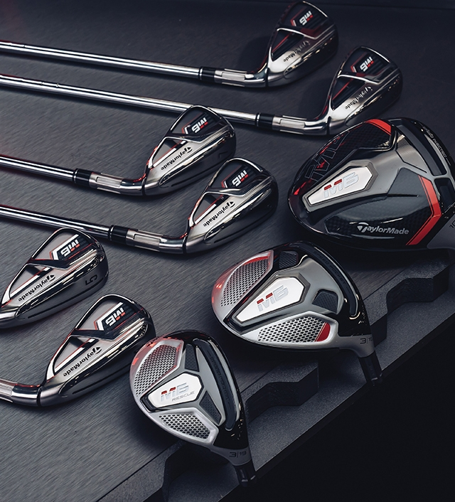 Taylormade Full Club Teaser Portrait