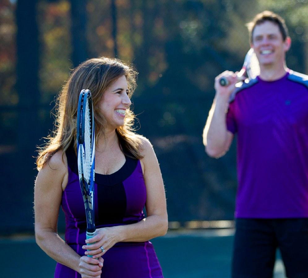 Visit Highlights Tennis
