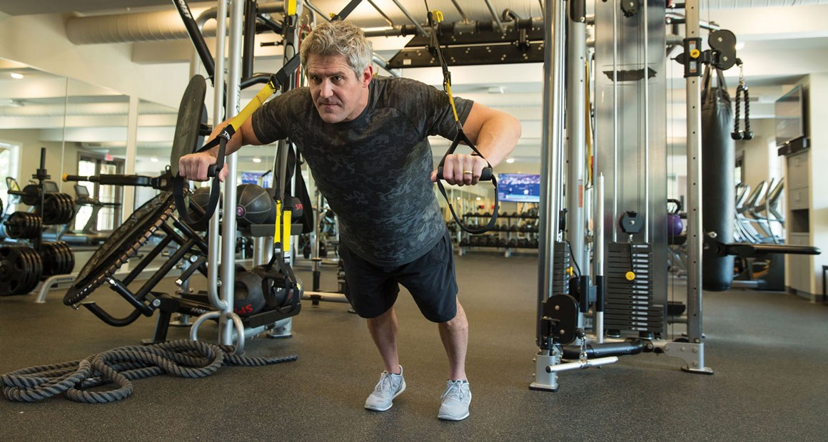 Wellness Gym Man Featured Teaser