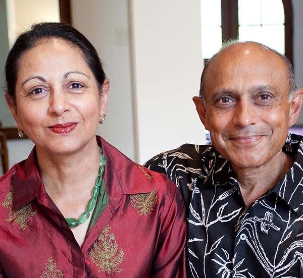 Pankaj & Neena Amin headshot