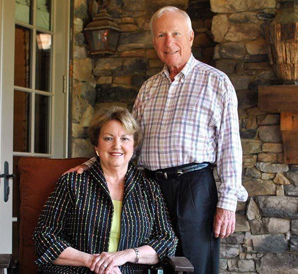 Tom & Barbara Ducker headshot