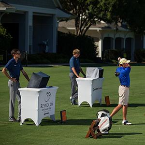 "Reynolds Kingdom of Golf presented by TaylorMade Offers Golfers ""5-Hour Makeover"""