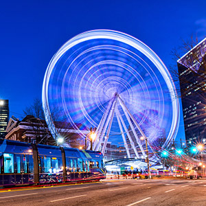 A New Spin On Atlanta