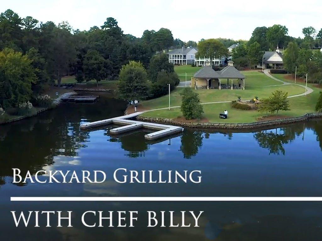 Backyard Grilling w/Chef Billy