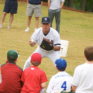 A Moment with Bucky Dent