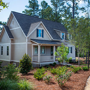 National Club Cottages Open at Reynolds