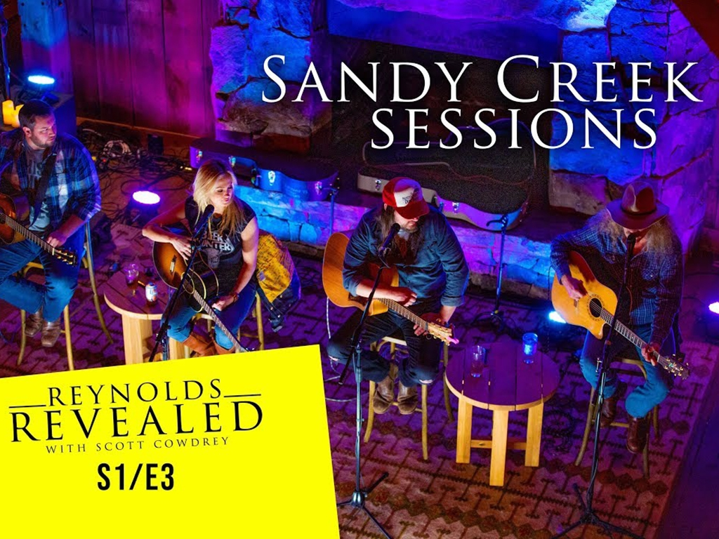Reynolds Revealed | Episode 3 | Sandy Creek Sessions