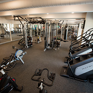 Incredible New Fitness Space Opens at the Lake Club