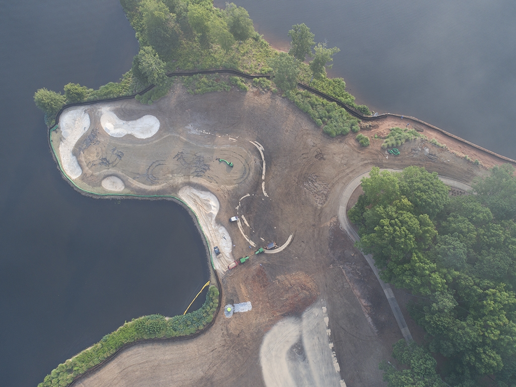 Great Waters Restoration Hole #11