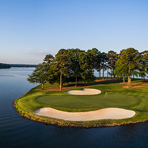Jack Nicklaus and Nicklaus Design to Oversee Renovation of Great Waters Course at Reynolds Lake Oconee