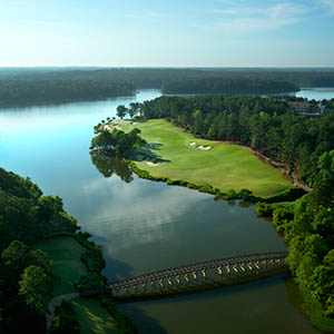 Golf Getaways: Great Golf Living From The Lake To Low Country