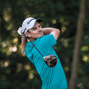 Q & A with Justin Rose