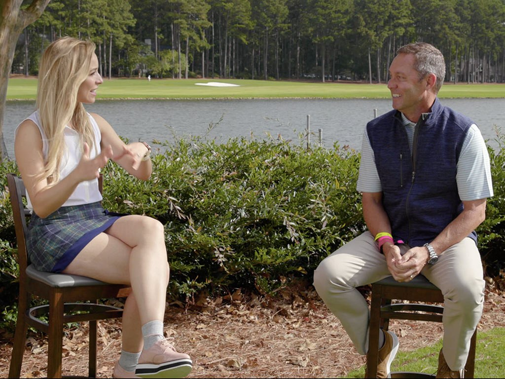 A Conversation with LPGA Commissioner and Reynolds Member Mike Whan