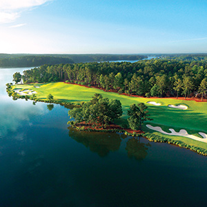 """Three Courses at Reynolds Lake Oconee Ranked """"Best Courses You Can Play"""" in Georgia"""