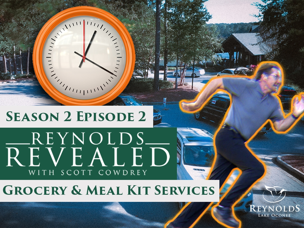 Reynolds Revealed | Season 2, Episode 2 | Grocery & Meal Kit Services