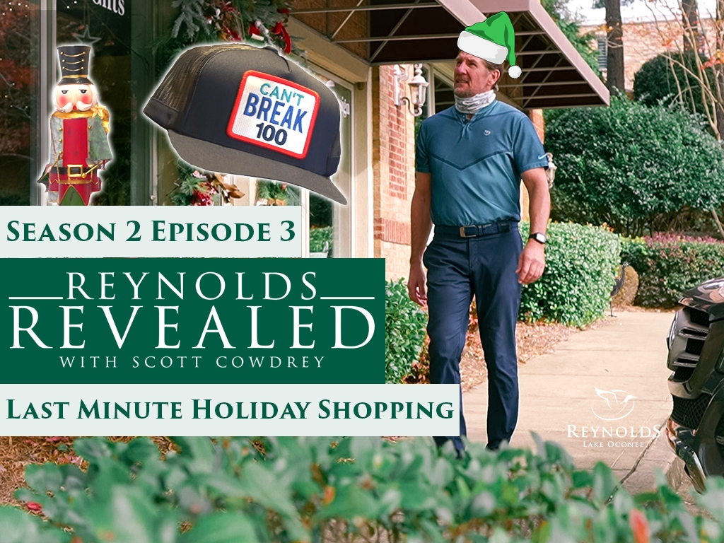 Reynolds Revealed | Season 2, Episode 3 | Holiday Shopping