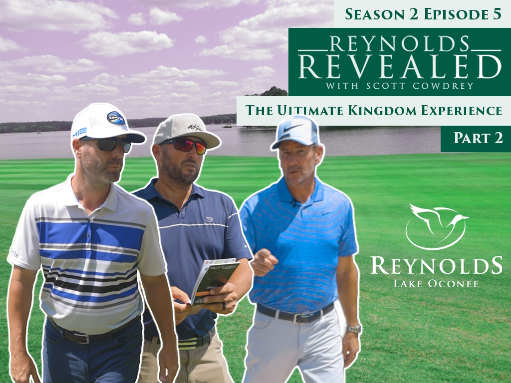 Reynolds Revealed | Season 2, Episode 5 - Part 2 | The Kingdom