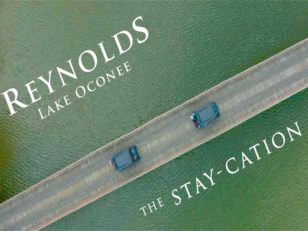 Reynolds Lake Oconee - The Stay-Cation