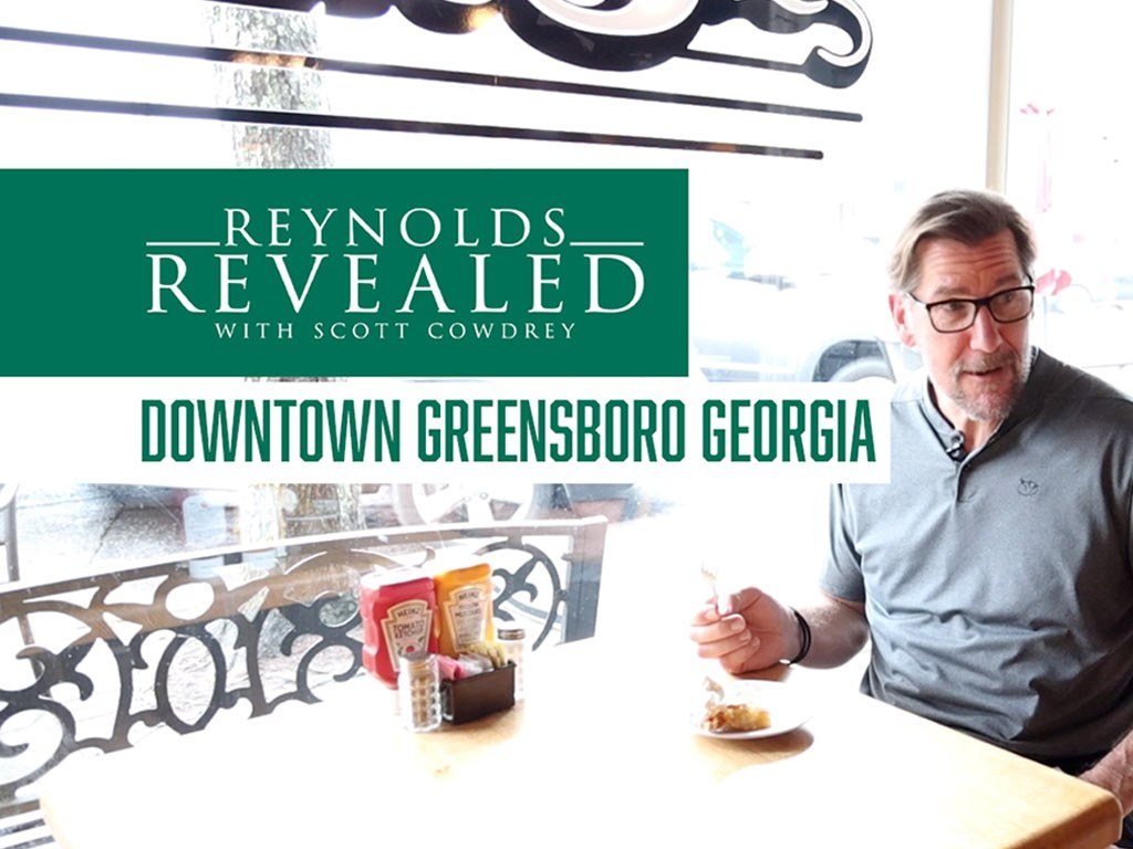 Reynolds Revealed | Season 2, Episode 1 | Downtown Greensboro