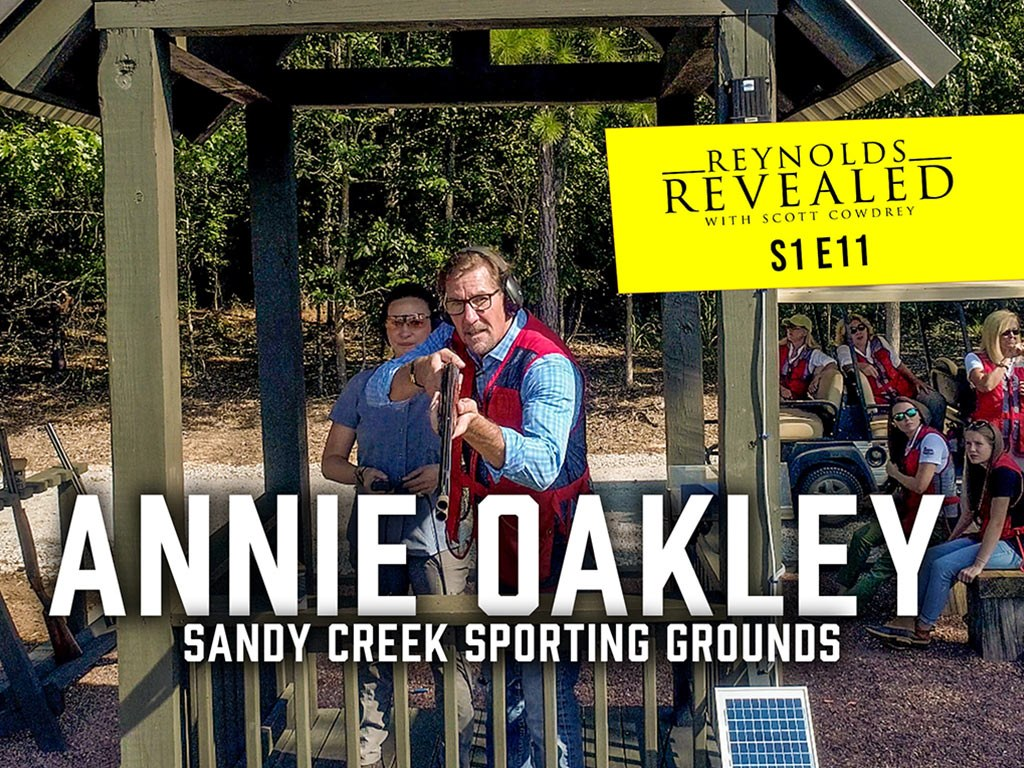 Reynolds Revealed | Episode 11 | Annie Oakley