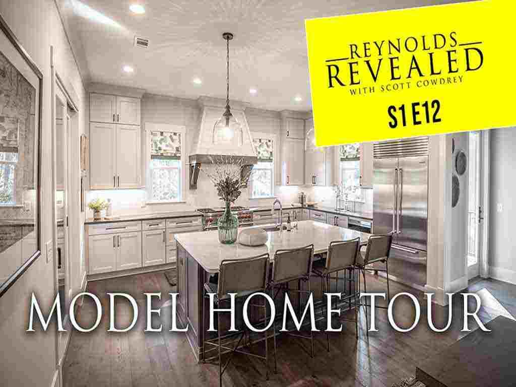 Reynolds Revealed   Episode 12   Model Homes