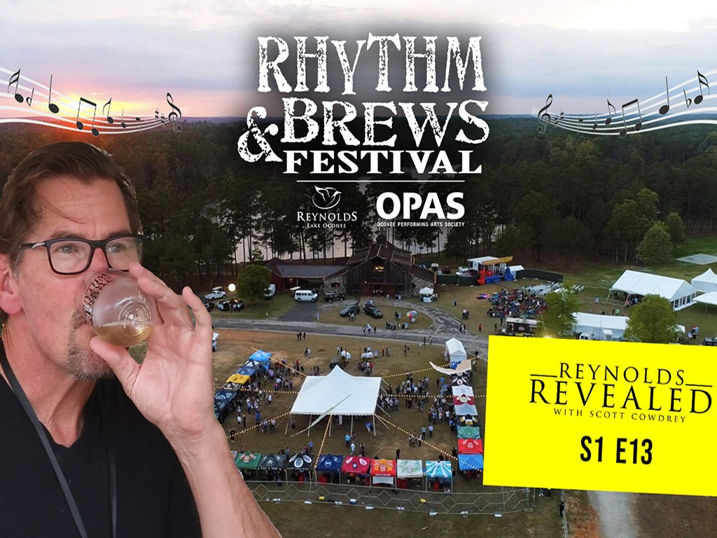 Reynolds Revealed | Episode 13 | Rhythm & Brews