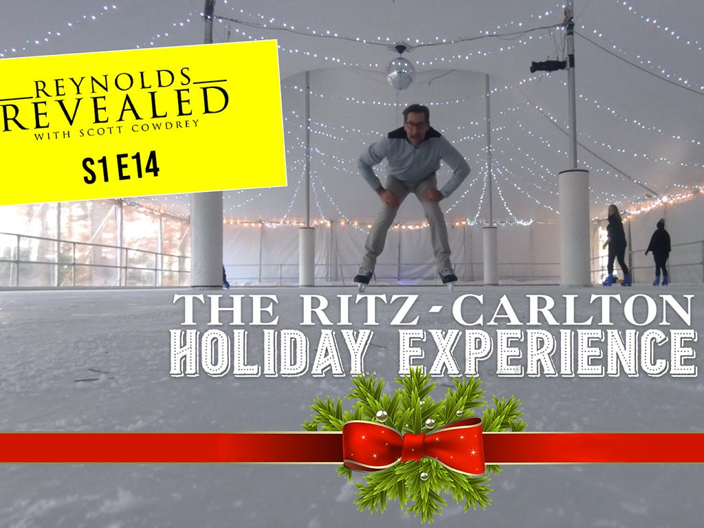 Reynolds Revealed | Episode 14 | The Ritz-Carlton Holiday Experience
