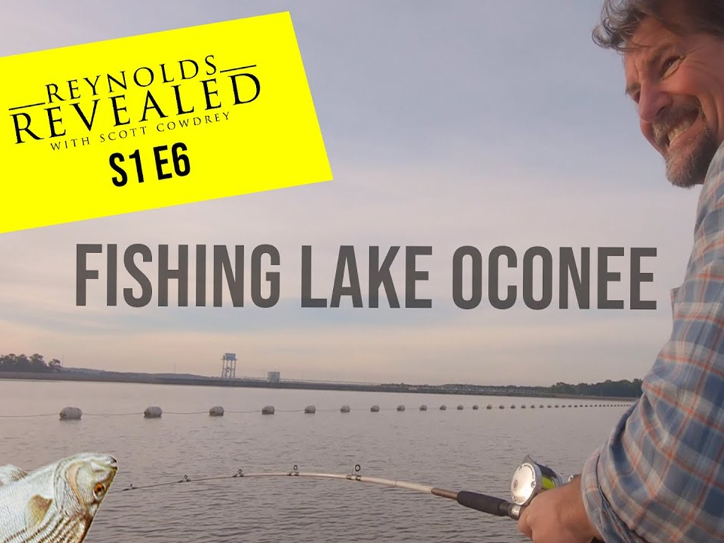 Reynolds Revealed | Episode 6 | Fishing Lake Oconee
