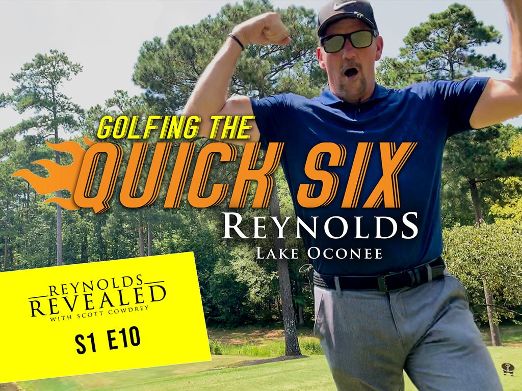 Reynolds Revealed | Episode 10 | The Quick Six