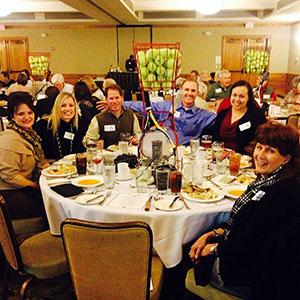 Reynolds Tennis Holds Annual Member Appreciation Banquet