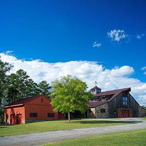 The Sandy Creek Barn
