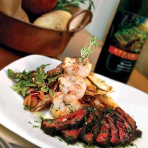 The Chef's Surf and Turf