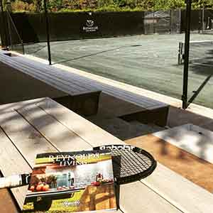 An Established and Traditional Community with a Tennis Program to Match