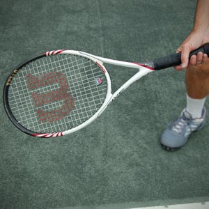 Tennis Tip - Speed Changes Everything