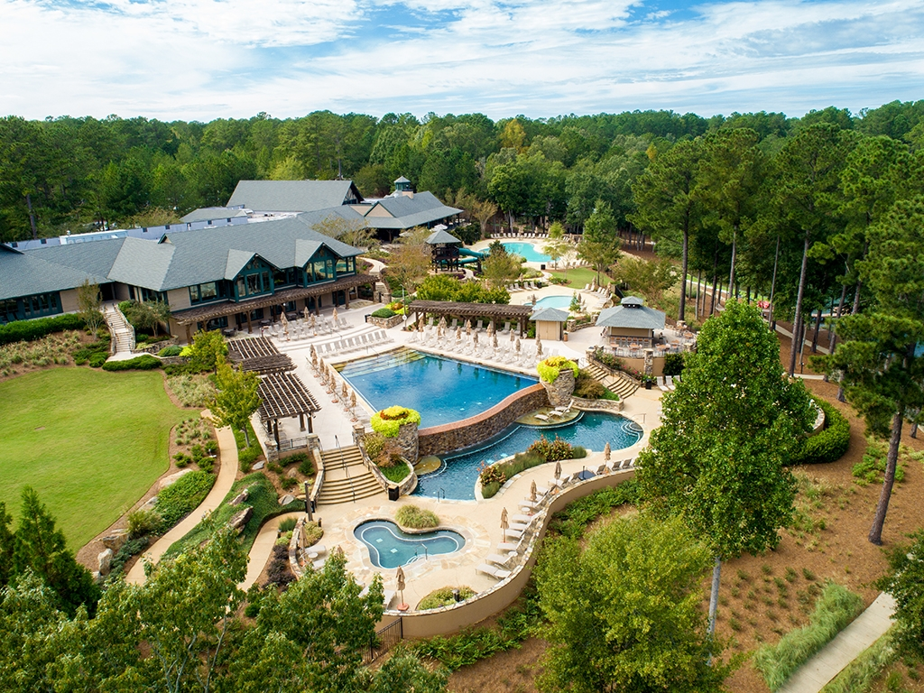 The Lake Club at Reynolds Lake Oconee