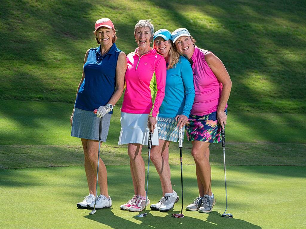Women's Golf Association (WGA) at Reynolds