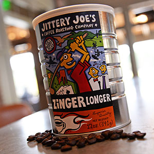 Zinger Longer at The National Tavern