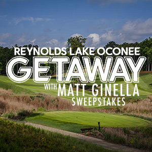 Sweepstakes Offers Celebrity Golf Getaway to Reynolds