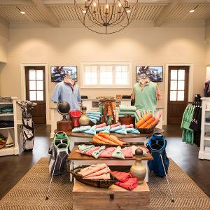 Reynolds Golf Shops Earn Highest Honors