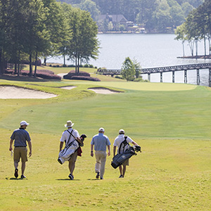 New Ultimate Golf Experience Package Debuts with Fabulous Foursome of Reynolds Lake Oconee Courses