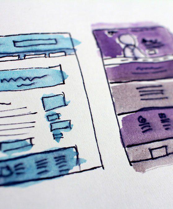 4. La estructura y el contenido de la Web.