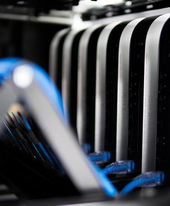 Tecnología creativa digital la base del desarrollo de software empresarial.