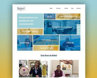 Web Babel Business