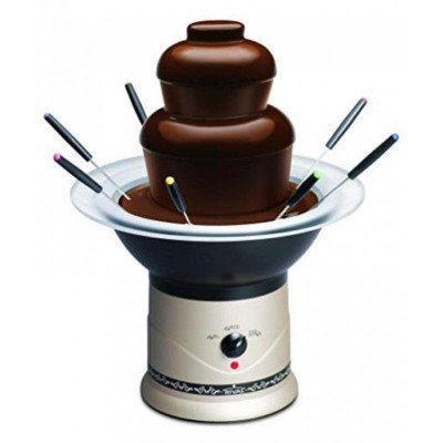chocolate fondue fountain-1